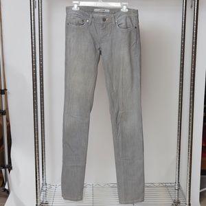 Joe's Jeans Grey Slim Fit 27x34